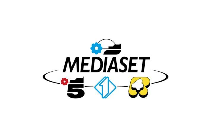 I loghi dei canali Mediaset