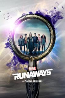 Poster Marvel's Runaways