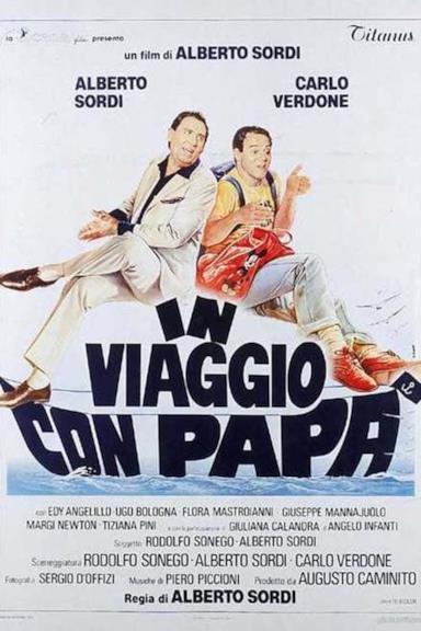 Poster In viaggio con papà