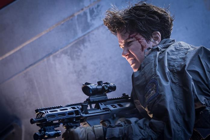 Katherine Waterston è Janet Daniels in Alien: Covenant