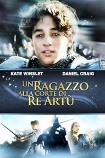 Poster Un ragazzo alla corte di re Artù