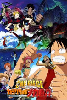 Poster One Piece: I misteri dell'isola meccanica