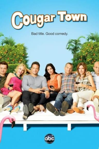 Poster Cougar Town