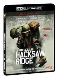La battaglia di Hacksaw Ridge (Blu Ray 4K)