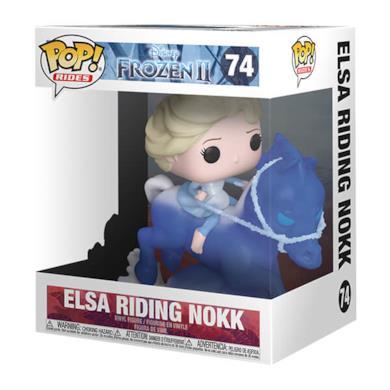 Elsa su Nook
