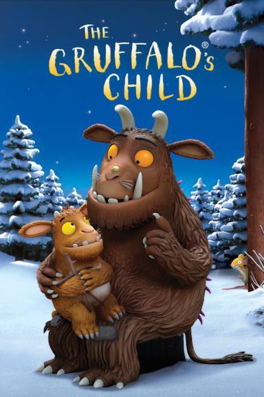 Poster Il Gruffalò e la sua piccolina
