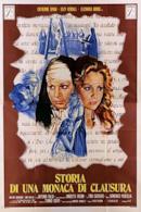 Poster Storia di una monaca di clausura
