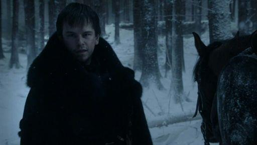 Un'immagine di Waymar Royce in Game of Thrones
