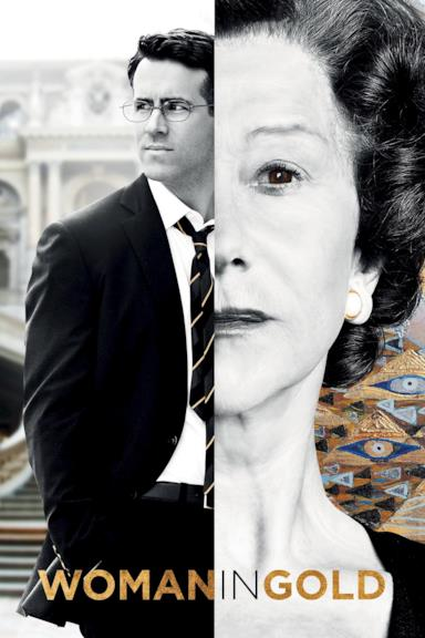Poster Woman in Gold