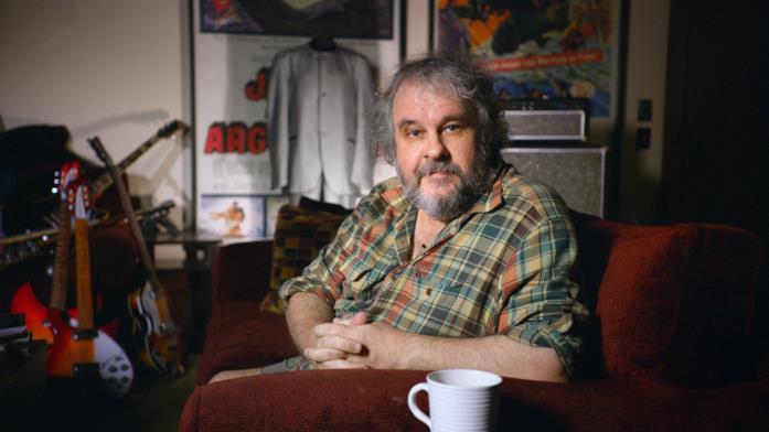 Peter Jackson regala ai fan dei Beatles un messaggio all'inizio del documentario