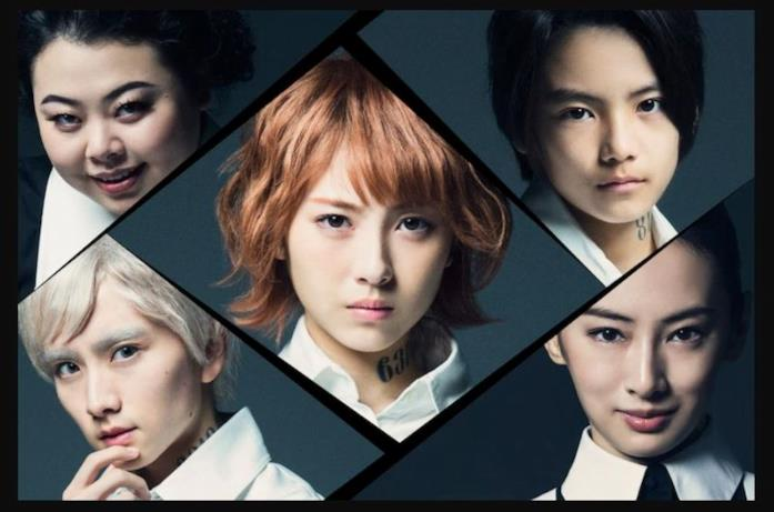 The Promised Neverland live-action attori