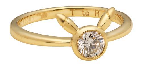 Pikachu anello diamante