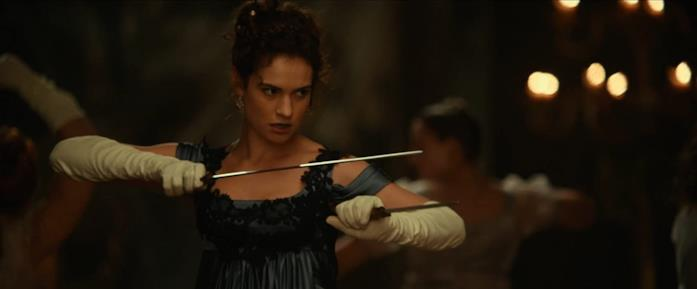 PPZ: Pride and Prejudice and Zombies