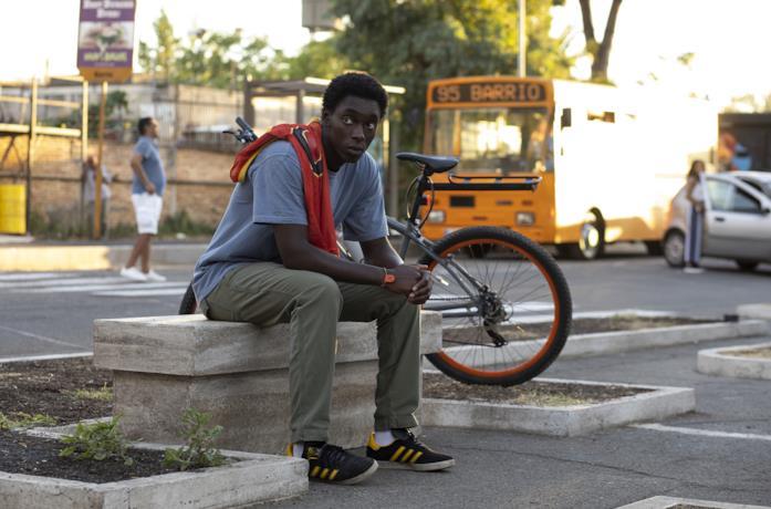 Omar, il protagonista di Zero