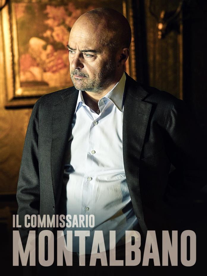 Primo piano di Luca Zingaretti