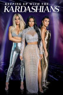 Poster Al passo con i Kardashian