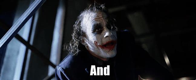 GIF del Joker