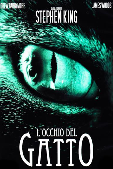 Poster L'occhio del gatto