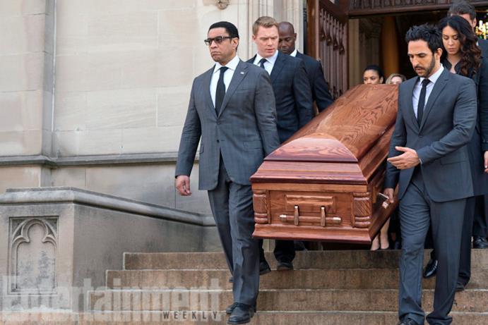 I funerali di Liz