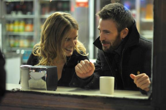 Una scena di Before We Go