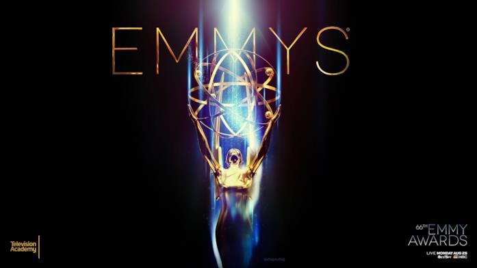 Un poster celebrativo degli Emmy