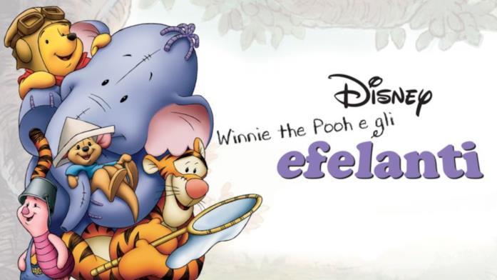 Winnie the Pooh e gli elefanti