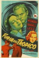 Poster Furia dei Tropici