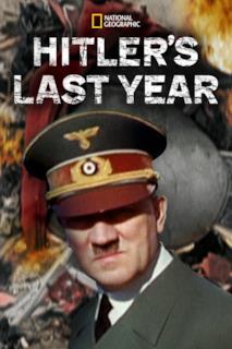 Poster Hitler's Last Year