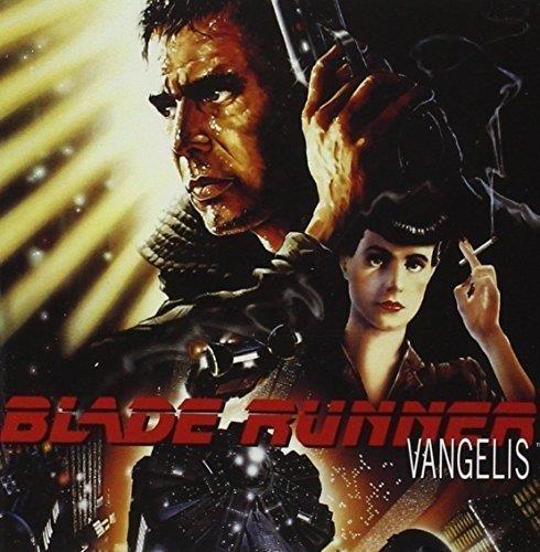Cover della colonna sonora di Blade Runner di Vangelis