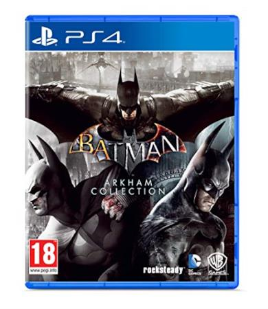 Batman Arkham Collection - PlayStation 4
