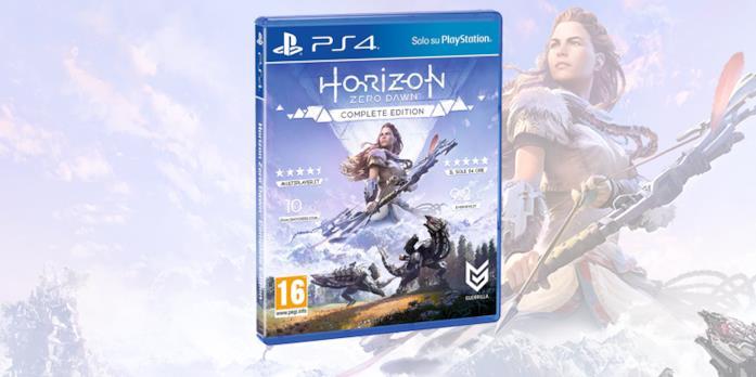 La copertina di Horizon: Zero Dawn su PC
