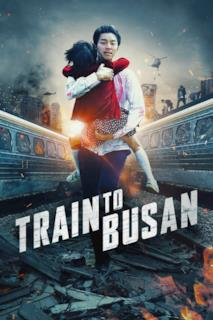 Poster Train to Busan