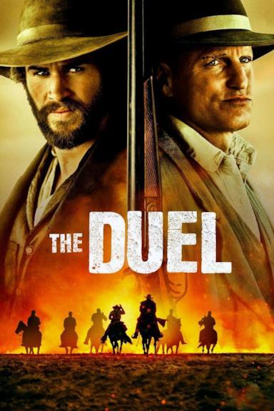 Poster Il duello
