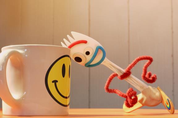 Perché Forky ha preso vita? (e altre curiosità sul personaggio di Toy Story 4)