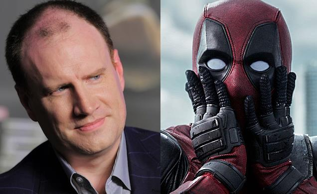 Kevin Feige riesce a imbarazzare Deadpool?