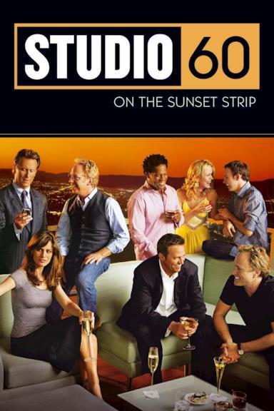 Poster Studio 60 on the Sunset Strip