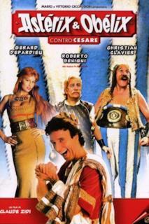Poster Asterix & Obelix contro Cesare