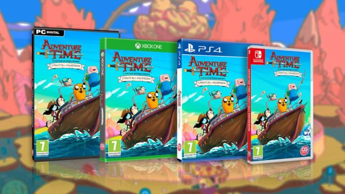 Adventure Time: Pirates of the Enchiridion per PC, Xbox One, PlayStation 4 e Nintendo Switch