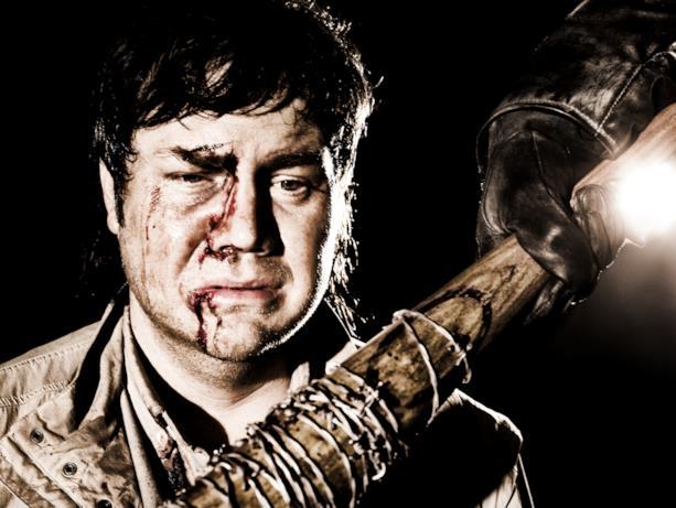 Eugene, fifone e un po' tonto. Se fosse lui a morire sotto i colpi di Negan?