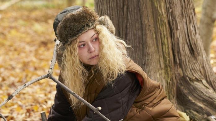 Helena nel bosco
