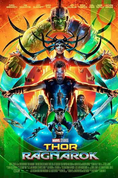 Poster Thor: Ragnarok