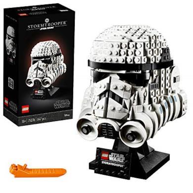 LEGO Star Wars Casco di Stormtrooper Set di Costruzioni per Ragazzi +18 Anni, 75276