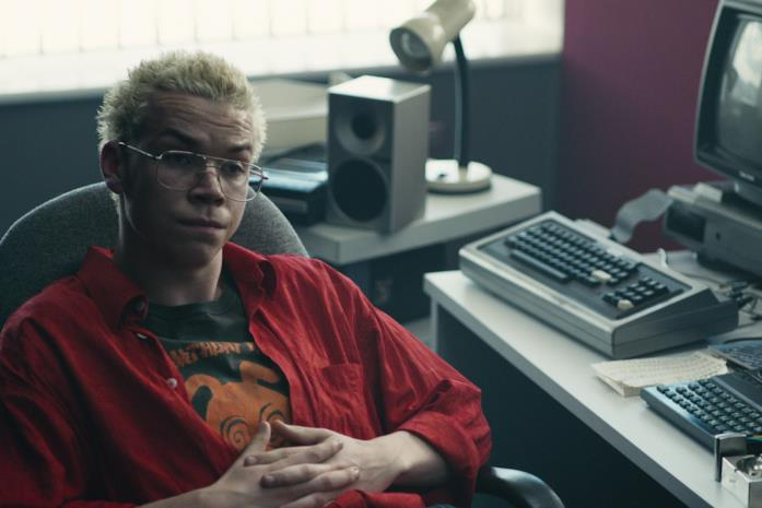 Will Poulter in Bandersnatch