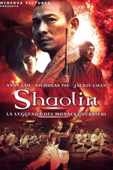 Poster Shaolin - La leggenda dei monaci guerrieri