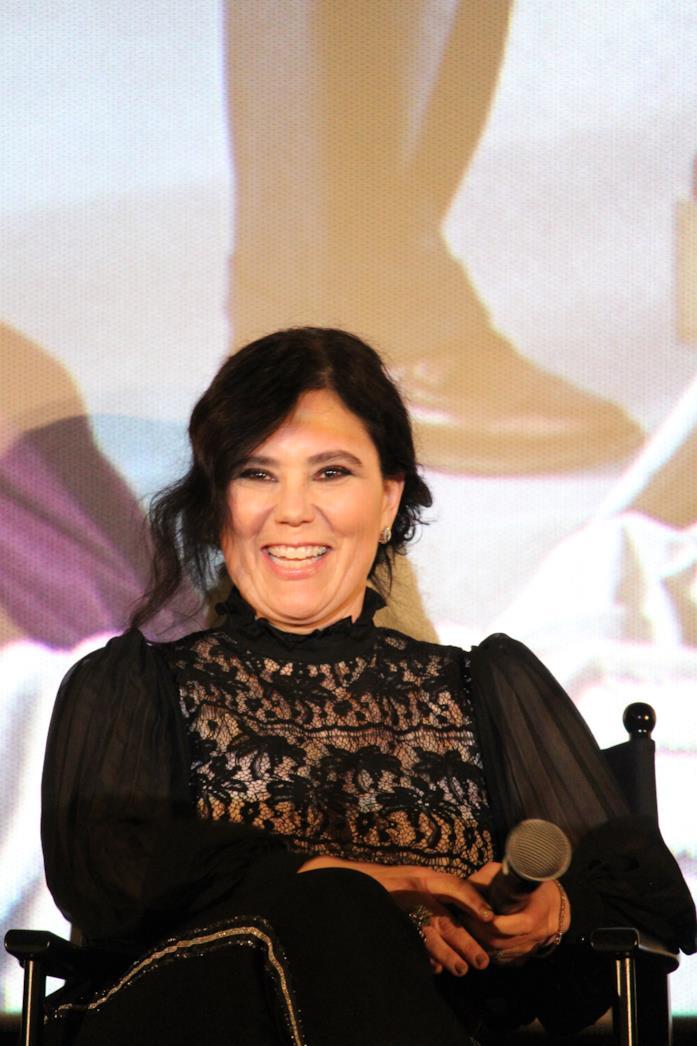 L'attrice Alex Borstein