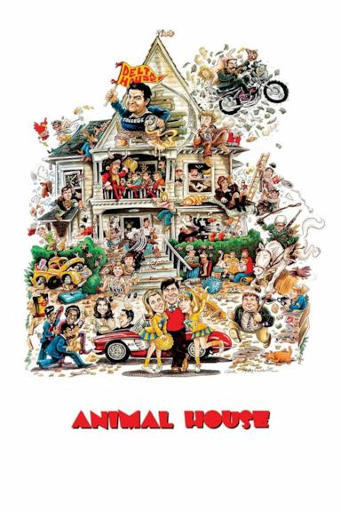 Poster Animal House