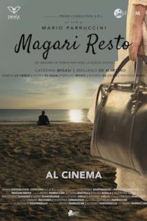 Poster Magari resto