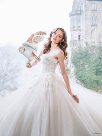 L'abito da sposa ispirato ad Aurora
