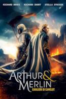 Poster Arthur & Merlin: Cavalieri di Camelot