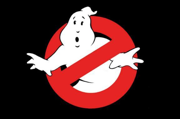 Il logo ufficiale dei Ghostbusters